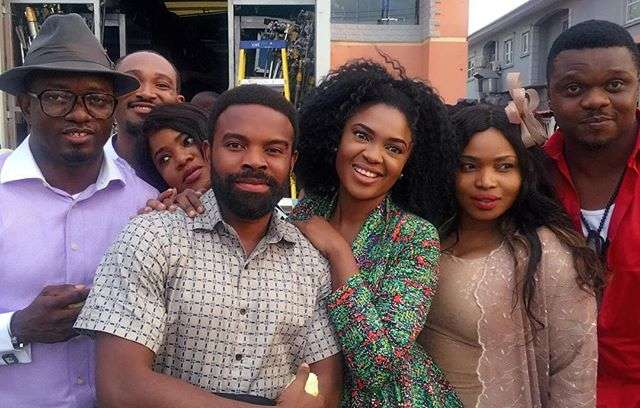 "Omoni Oboli's ""Okafor's Law"" On Course To Set A Movie Record"