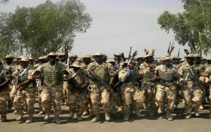"Next Week Nigerian Army Set To Conduct ""Operation Harbin Kunama II''"