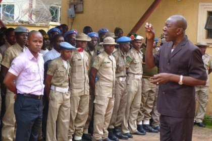 Nigerian Peace Corps is Dead