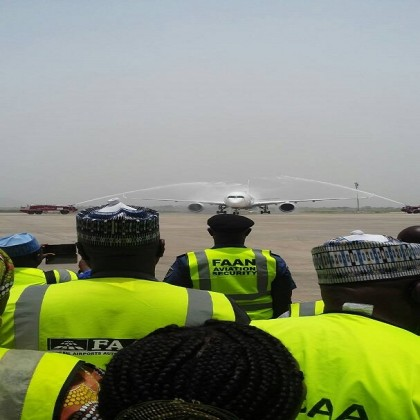 Completion of The Abuja Airport Runway A Clock-Work Precision