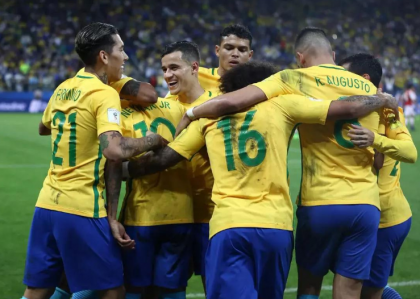 FIFA Rankings: Brazil Back On Top Of World Football Chart