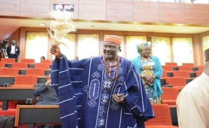 Senator Dino Melaye Moved To A Public Hospital