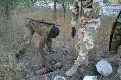 UN Experts Arrive Nigeria To Deal With Landmines Scourge
