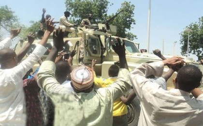 Cultural Group In Adamawa Celebrates Day After Liberation From Boko Haram