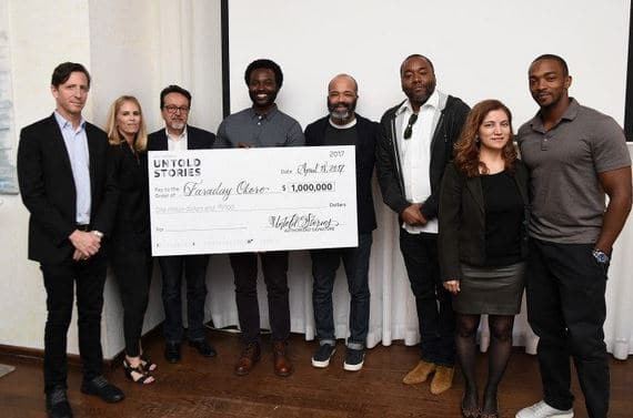 Nigerian Proposed Movie Wins AT&T $1m Grant