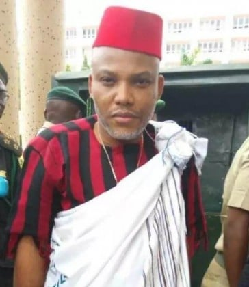Nnamdi Kanu gets bail