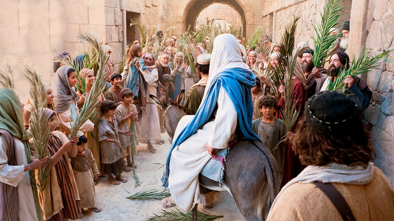 Remembering History, How Palm Sunday Started