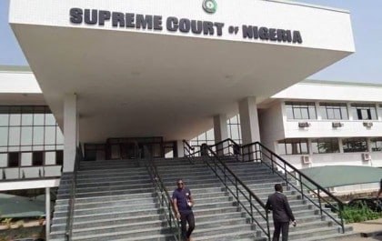 Supreme Court Remits N1.68bn Kwara State Pension Entitlement Appeal Case File
