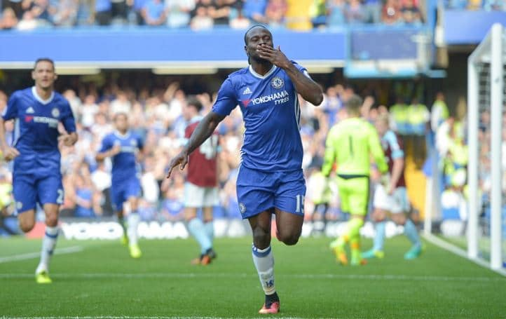 Victor Moses Reveals Why He Shines Under Antonio Conte