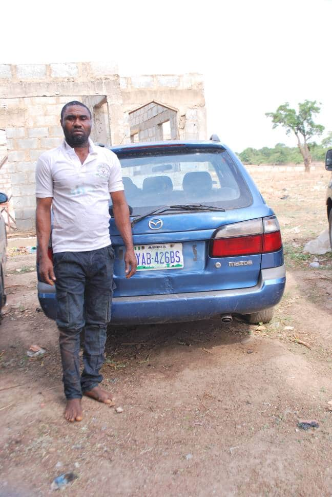 FCT Police Arrests Suspect, Calls For Vigilance When Boarding Taxi