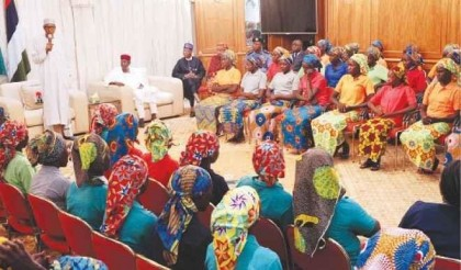 UPDATE: The 82 Chibok Girls will remain with FG Till September