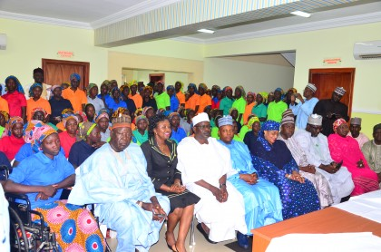 Gov Shettima Promises Release Of Other Chibok SchoolGirls