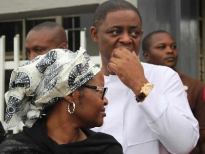 fani-kayode and nenadi Usman