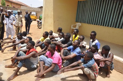 18 Suspects Arrested For Civil Unrest In Two Kaduna Communities