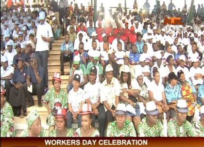 FULL TEXT: NLC President 2017 May Day #WorkersDay Address