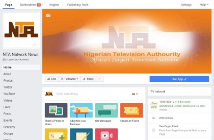 Disclaimer To NTA Fake Facebook Account, See The Correct NTA Facebook Page