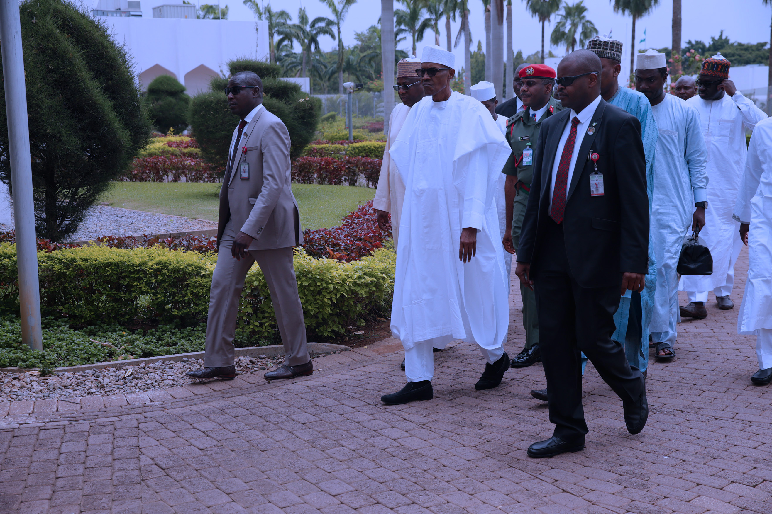 BREAKING: President Muhammadu Buhari Returns Today