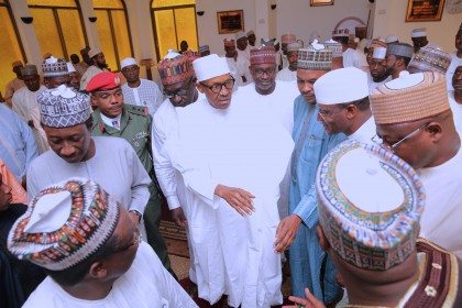 Buhari Has Been Transparent About His Health - Lai Mohammed