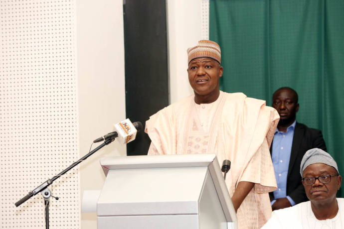Speaker Yakubu Dogara Speaks On Squabbles Between Executive and Legislature