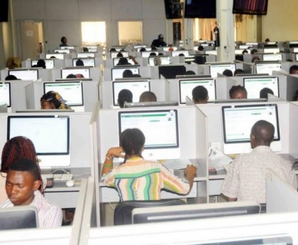 Update On JAMB: 57,000 Candidates Sit For Saturday's UTME