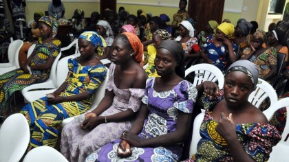 Indecent and Inhuman, Statement Attributed To PDP Faction On Freed Chibok Girls