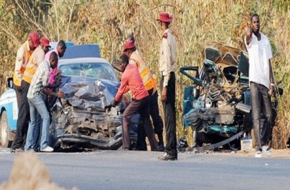 Niger State Records 472 Road Traffic Crashes In 2016 — FRSC