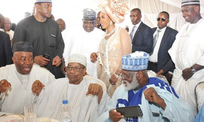 IBB's Daughter Halima Weds In Minna