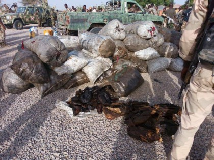 Heated Cross Fire Between Troops and Boko Haram Fish Smuggling Ring in Damasak