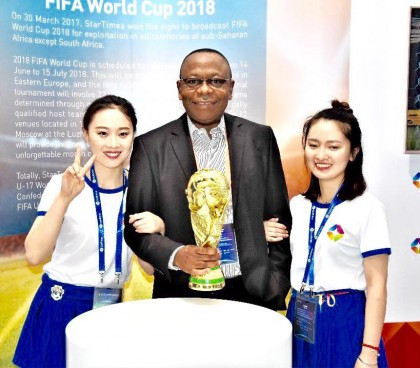 NTA-StarTimes Wins Russia 2018 World Cup Broadcast Right