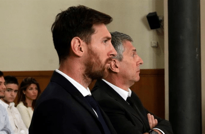 Messi Loses Appeal In Tax Fraud Trial At The Supreme Court