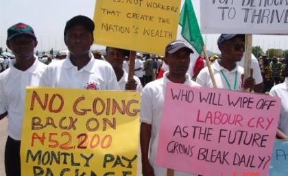 #WorkersDay: Deputy Senate President Endorses N50,000 As Minimum Wage