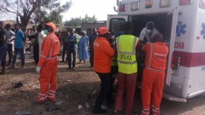 Bomb blast: Irate Youths Attack SEMA Rescue Team In Maiduguri