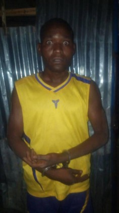 "Abubakar Adamu ""Pepper"" Arrested In Potiskum By Troops"