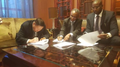 Chinese Firm Signs Pact For New Kaduna Refinery