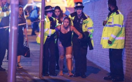 Manchester attack: Security services think they know who bomber is