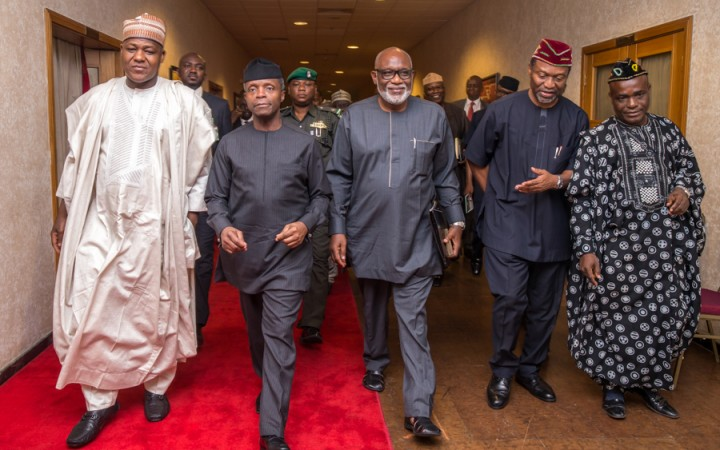 10. Consultation & Iftar with State Governors. 21st June 2017 by Novo Isioro14