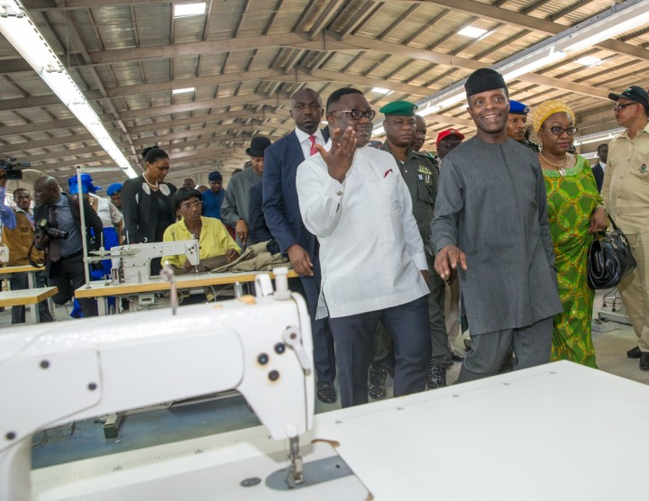 18. Ag President Osinbajo visit to Calabar, 1st June 2017 - by Novo Isioro-23