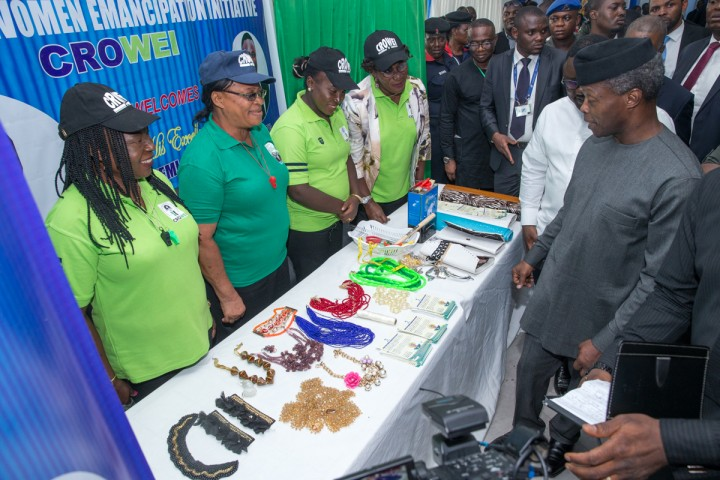 20. Ag President Osinbajo visit to Calabar, 1st June 2017 - by Novo Isioro-2
