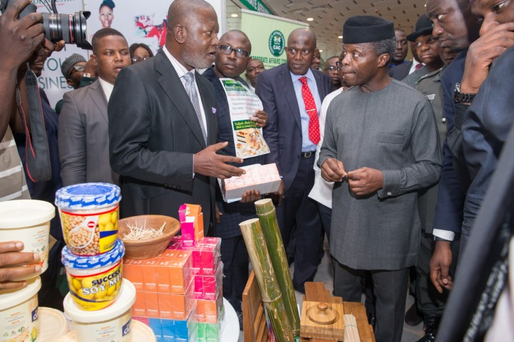 21. Ag President Osinbajo visit to Calabar, 1st June 2017 - by Novo Isioro-3