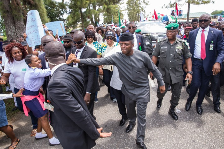5. Ag President Osinbajo visit to Calabar, 1st June 2017 - by Novo Isioro-6