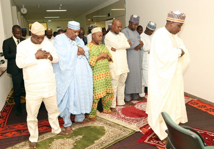 speaker-dogara-hosts-lawmakers-ramadan-iftar