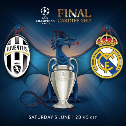 #UCLFinal Everything you need to Know about today's Final – Part 1
