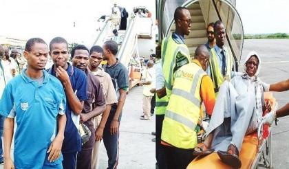 175 Nigerians Voluntarily Return From Libya