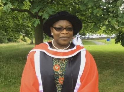 Ezekwesili features on Forbes empowerment TV show