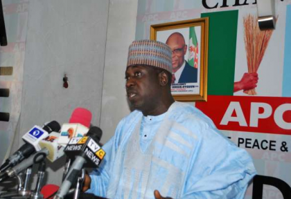 No N6b levy on governors for congresses, convention - APC