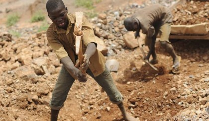 Artesenal and small scale miners, ASM