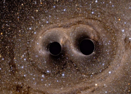 Again Scientists Detect Gravitational Waves In Space And Time