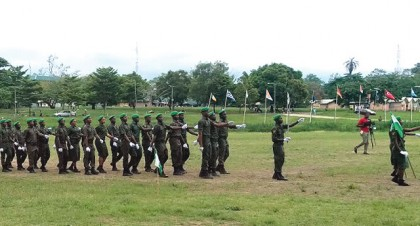 Nigerian Army Issue a Strong Statement on Absorbing of Legionnaires