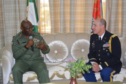 Nigeria Remains Top Priority Nation in The World To United States of America – Col. Doyle