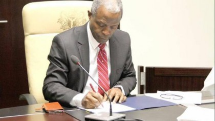 Ag. President Osinbajo Signed Executive Order on Tax Payment Nationwide